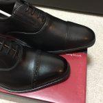 テクシーリュクスと高級革靴を比較してみる